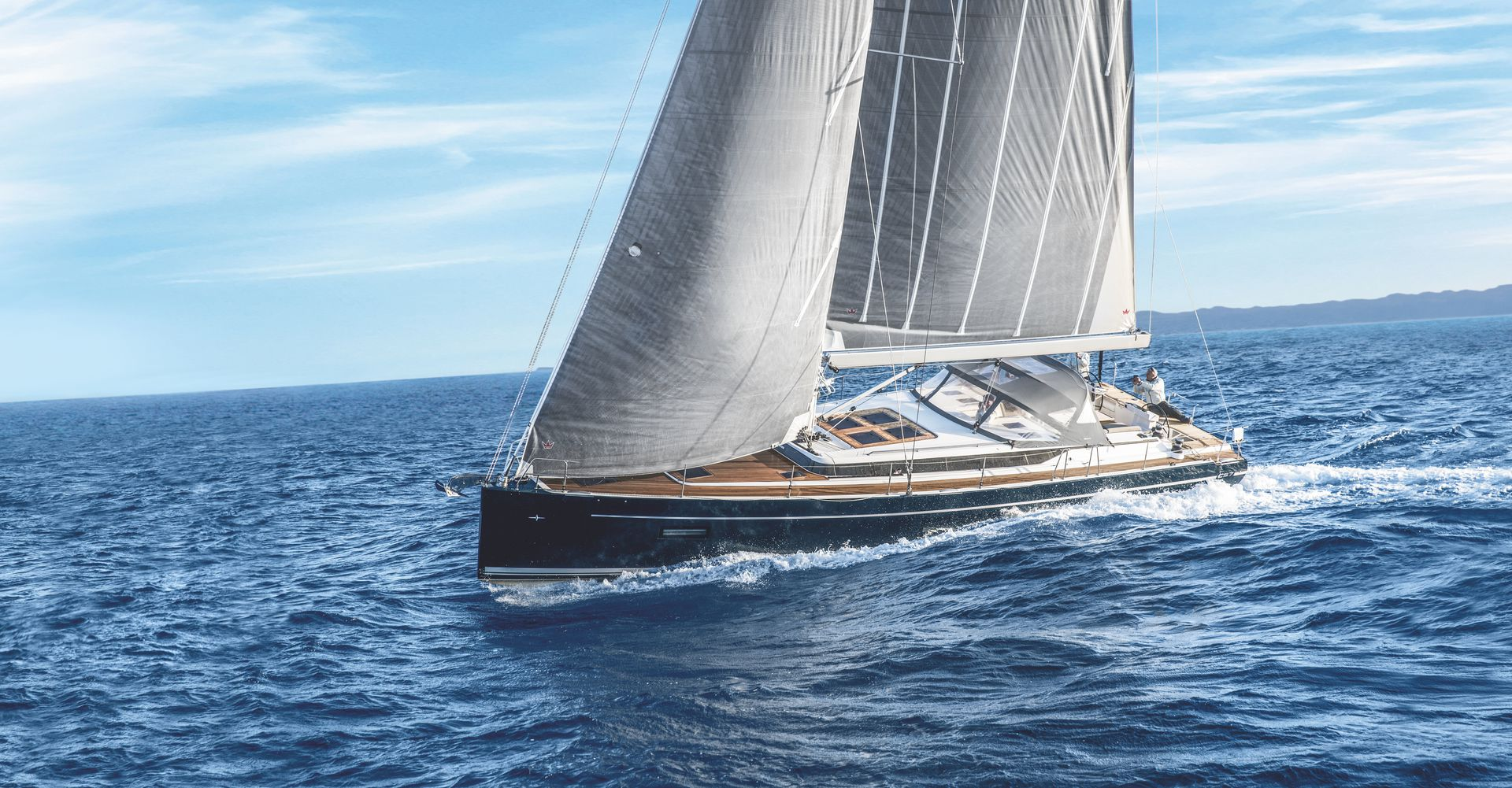 Bavaria C57 Prestige - Sailing Yacht for Charter in Greece
