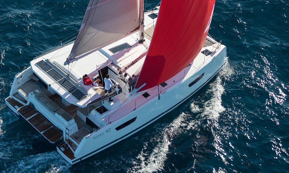Astrea 42 Maestro Prestige - Catamaran for Charter in Greece