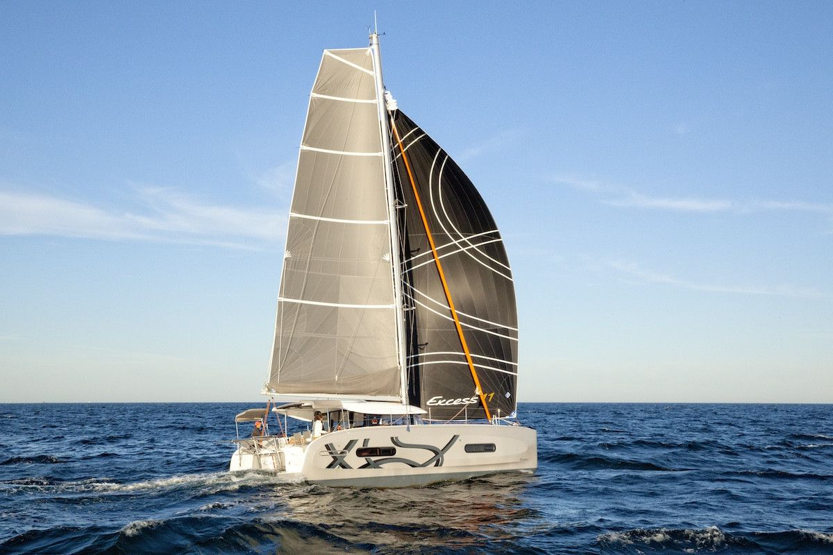 Excess 11 Prestige - Catamaran for Charter in Greece