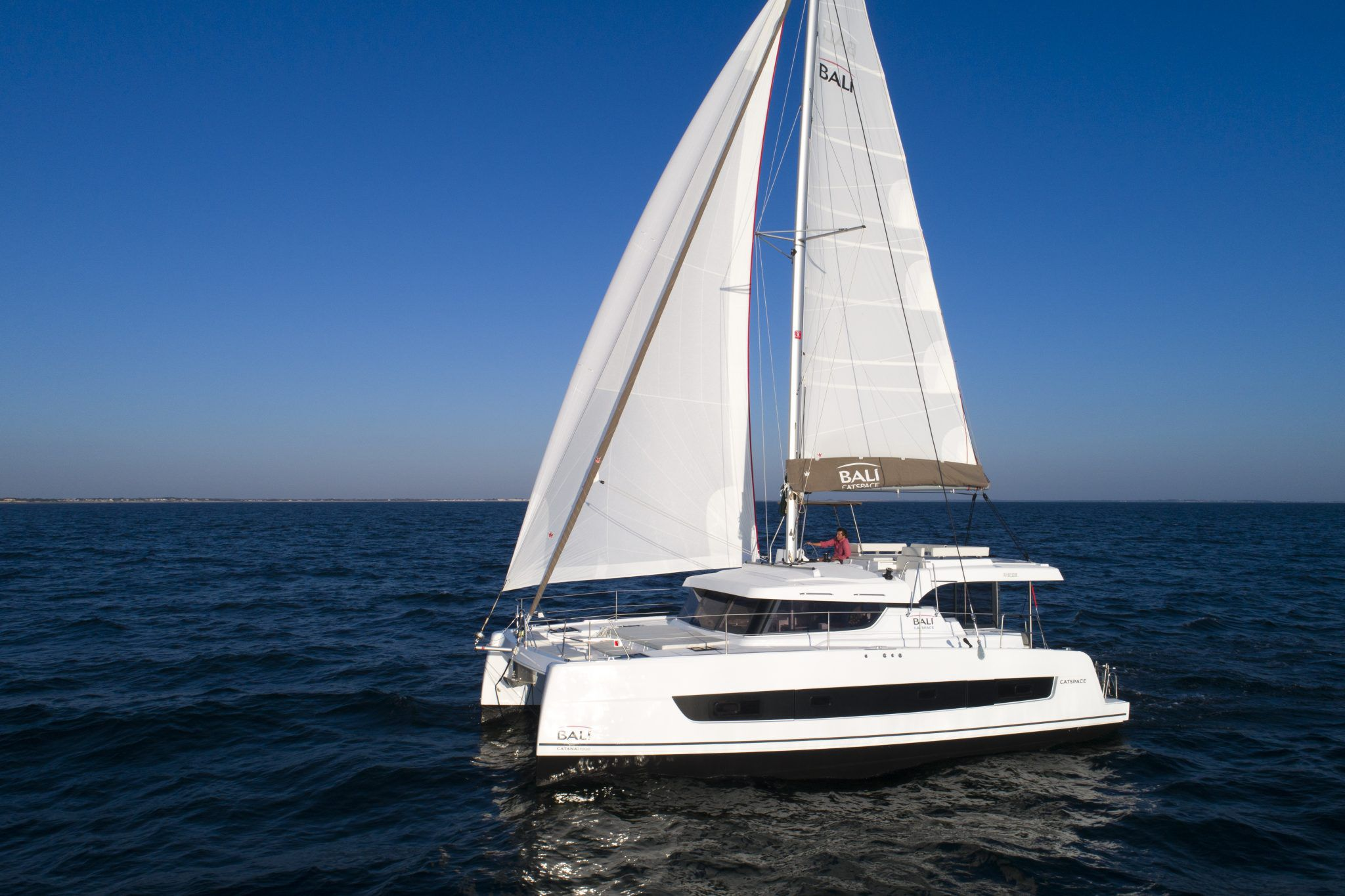 Bali Catspace Prestige - Catamaran for Charter in Greece